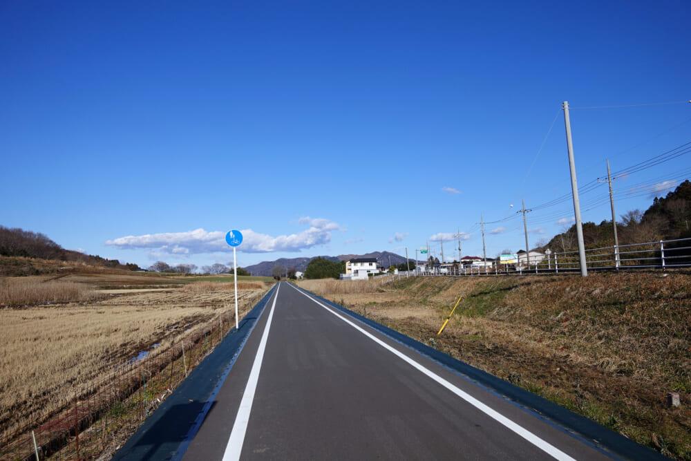 つくば霞ヶ浦りんりんロード 景色が良いサイクリングロード
