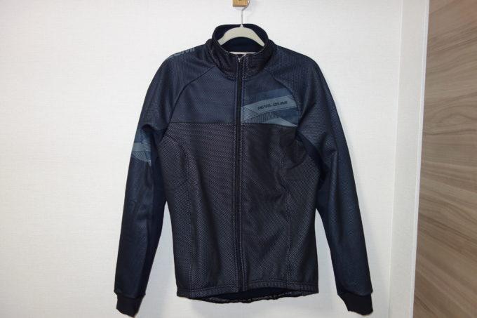 【パールイズミ ウインドブレークジャケット】レビュー|冬の定番サイクルウィンタージャケット