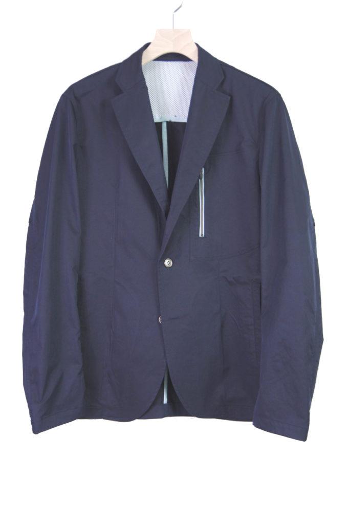 【Winner|テーラー衿ジャケット&アンクル丈パンツ】軽くて動ける!自転車用スーツにもなる快適コンビ
