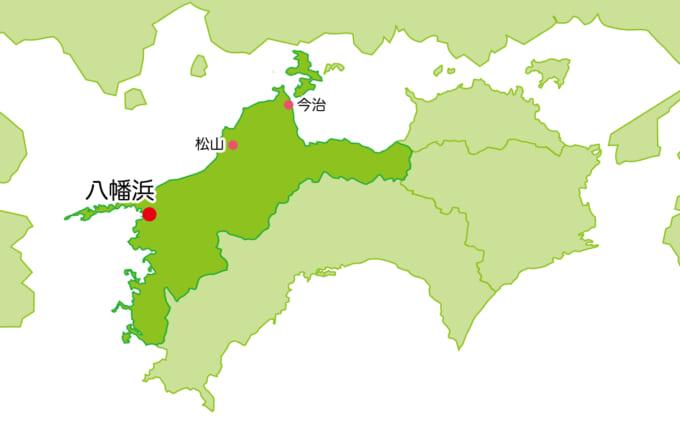 【八幡浜】せとかぜ海道サイクリングの宿泊にも最適!素敵な港町を紹介します