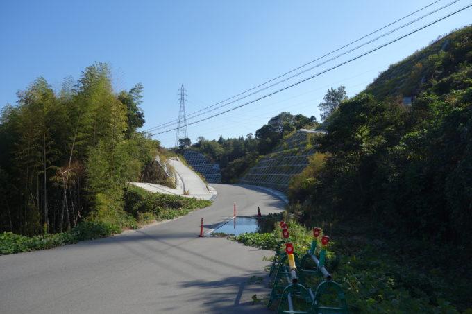 ゆめしま海道岩城島 2019年9月の岩城橋建設現場