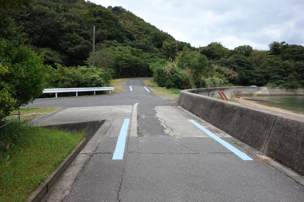 ゆめしま海道 佐島のブルーライン